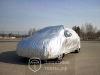 Тент чехол для автомобиля КОМФОРТ  для Nissan Almera Classic