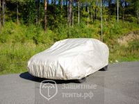 Тент чехол для автомобиля, СТАНДАРТ  для Nissan Almera Classic