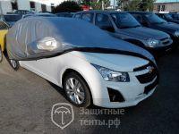 Тент-чехол адаптированный для автомобиля Nissan Almera Classic / Ниссан Альмера Классик
